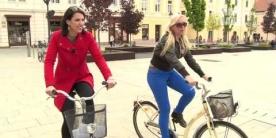 Embedded thumbnail for GYŐR Repülővel és kerékpárral